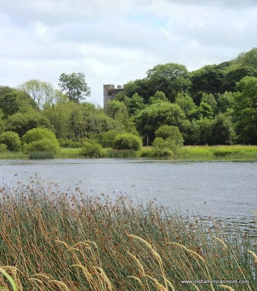 Castle at Lough Gur