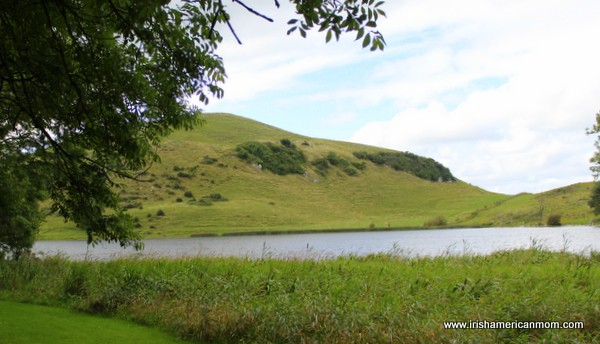 Lakeside Walk at Lough Gur