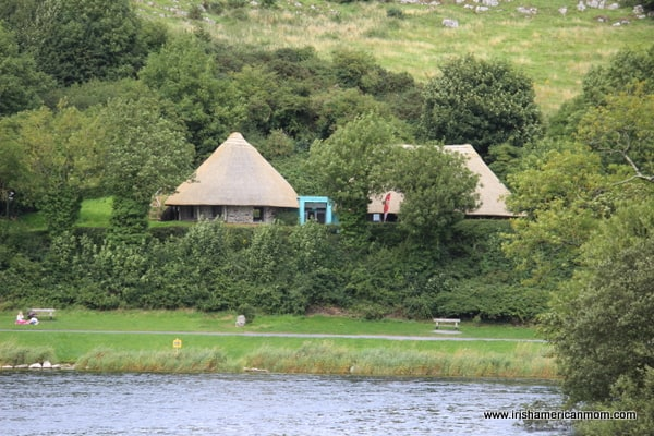 Crannogs at Lough Gur