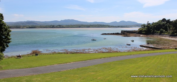 Looking across Sheephaven Bay from Ards Friary