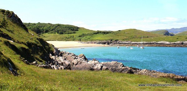 The Beaches Of Ards Friary, County Donegal
