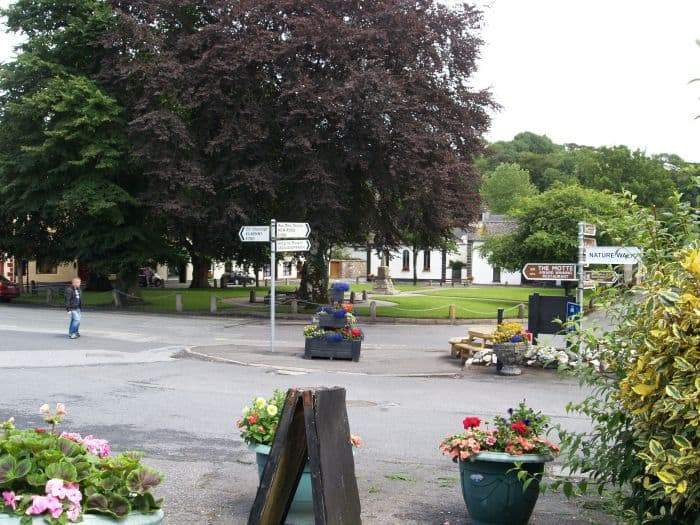 The Village Square, Inistioge