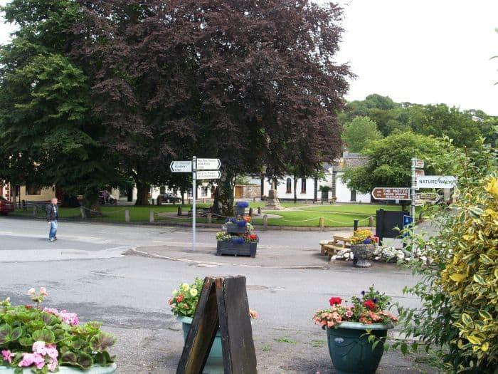 The Village Square, Inistioge