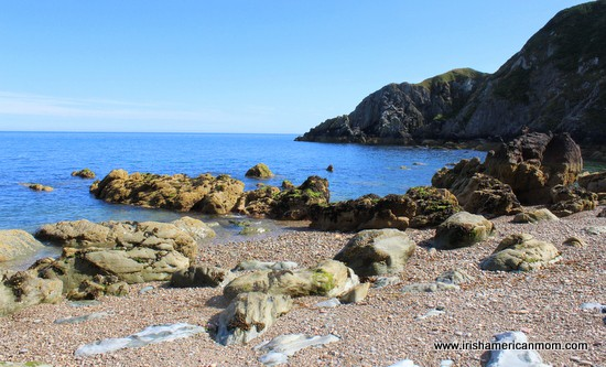 Grace O'Malley's Secret Cove in Howth