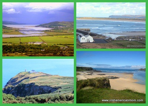 The Beauty of Ireland's Coastline