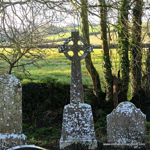 Gravestone at Molloga Graveyard