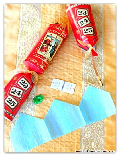 Christmas Cracker Paper Crown