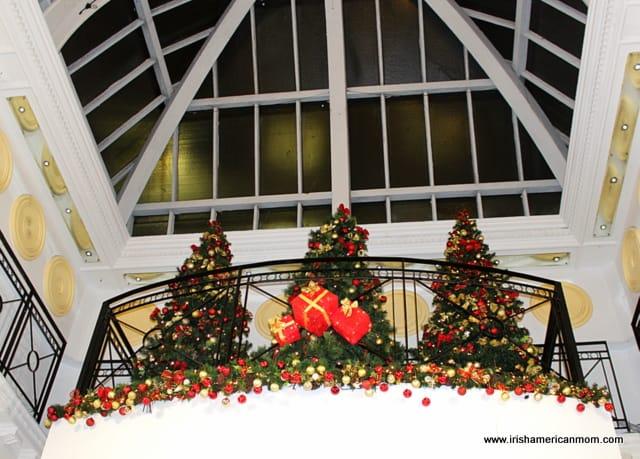 GPO Arcade Christmas 2014