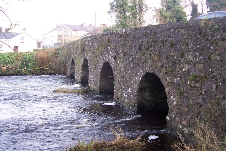 Abbeytown Bridge, Boyle, Co. Roscommon