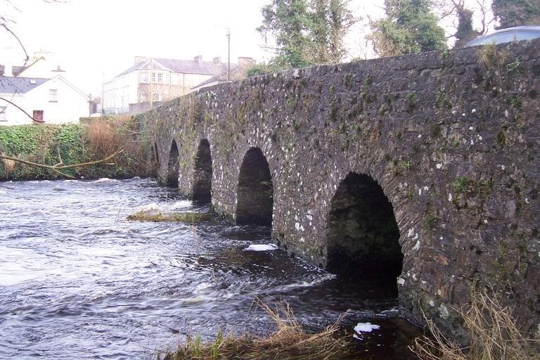 Abbeytown Bridge, Boyle, Co. Roscommon