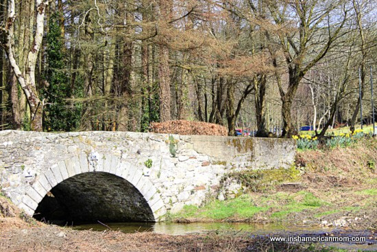 Arched Bridge near Macreddin Village, County Wicklow