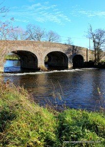Bridge over the Funcheon River, near Marshallstown, County Cork