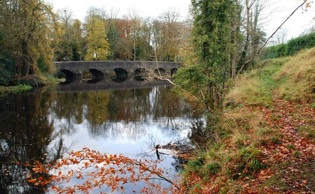 Shank Bridge, Kells