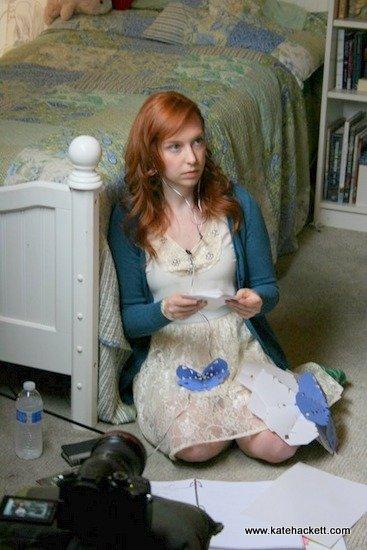 Kate Hackett - artist and writer