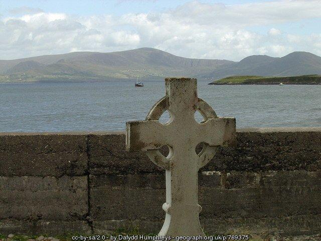 Celtic Cross in Kerry