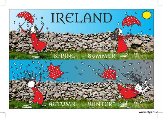 Four Seasons of Ireland