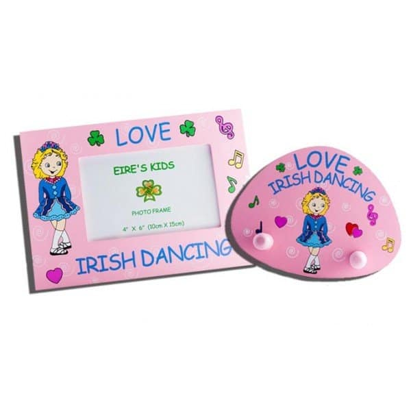 Love Irish Dancing Photo Frame