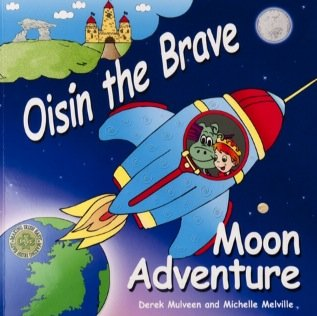 Oisin the Brave Moon Adventure