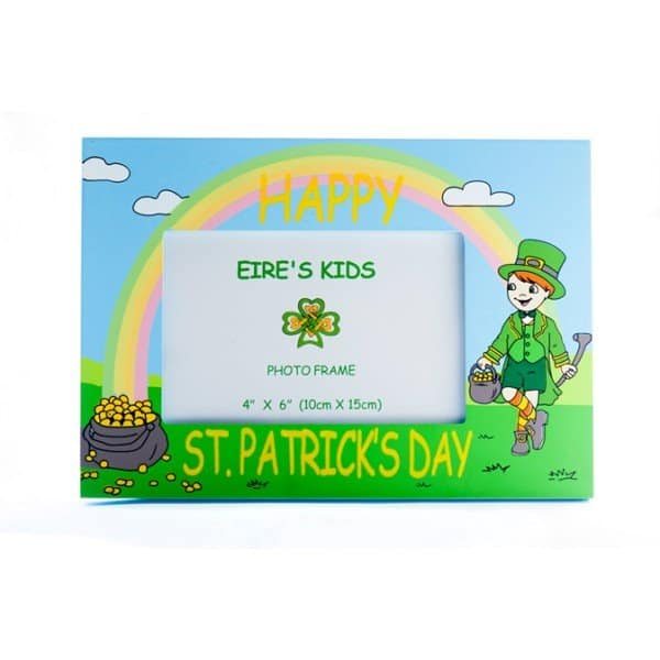 St. Patrick's Day Photo Frame