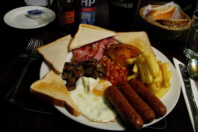 The Irish Fry - Irish Breakfast