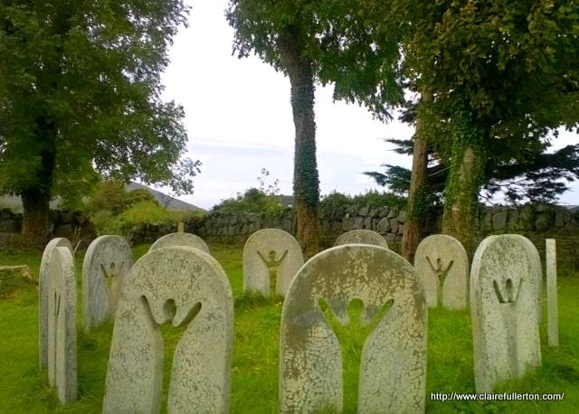 Churchyard near Kinvara, Galway