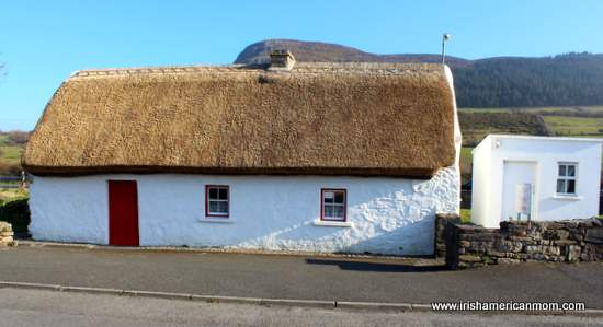 Daisy's Cottage, Strandhill and Knocknarea