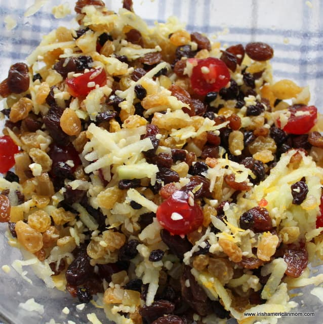 Fruit Mix for Simnel Cake