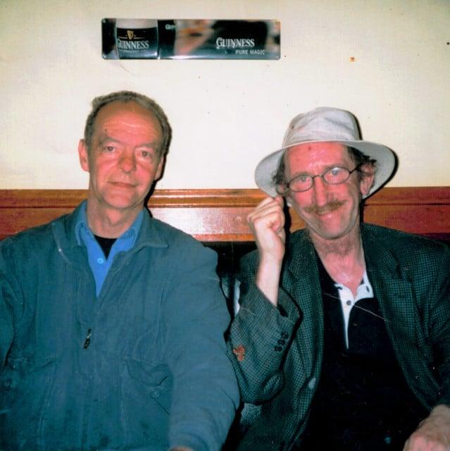 Paddy Finnegan and Mattie Lennon
