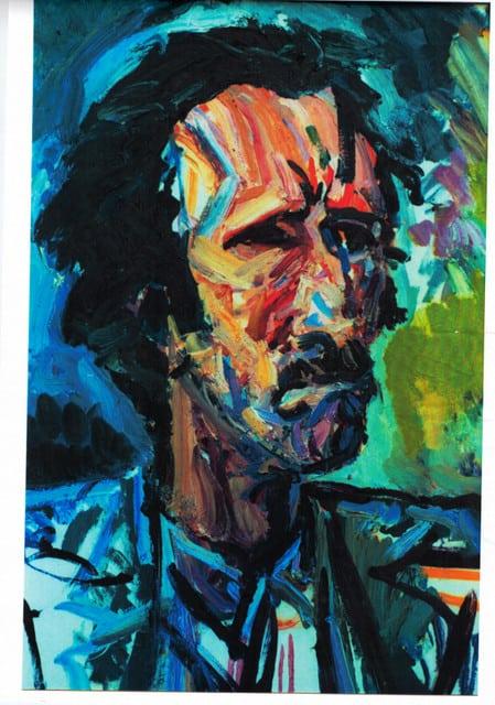 Paddy Finnegan. Portrait