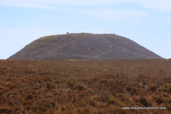 Queen Maeve's Cairn on Knocknarea, Sligo