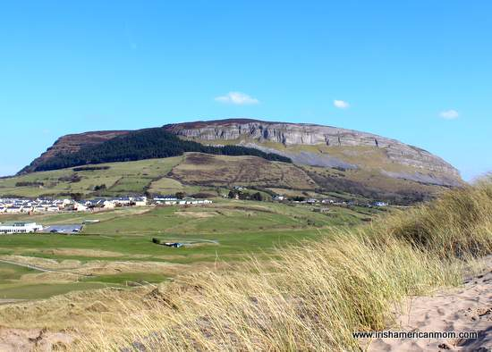 Strandhill and Knocknarea