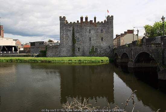 White's Castle, Athy, County Kildare
