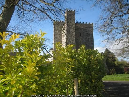 Barberstown Castle, Kildare