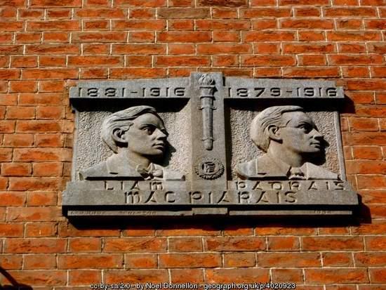 Liam and Padraig Pearse