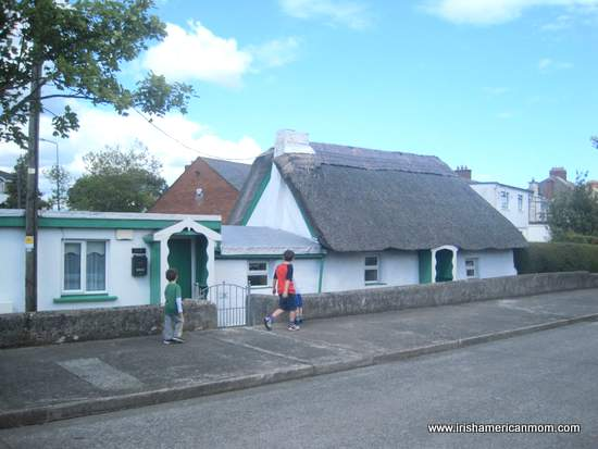 Thatched Cottage, Raheny, Dublin