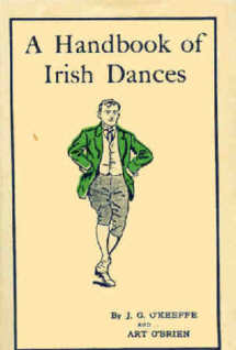 A Handbook of Irish Dances from 1934