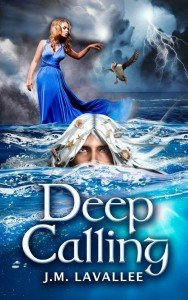 Deep Calling Book Cover Reveal