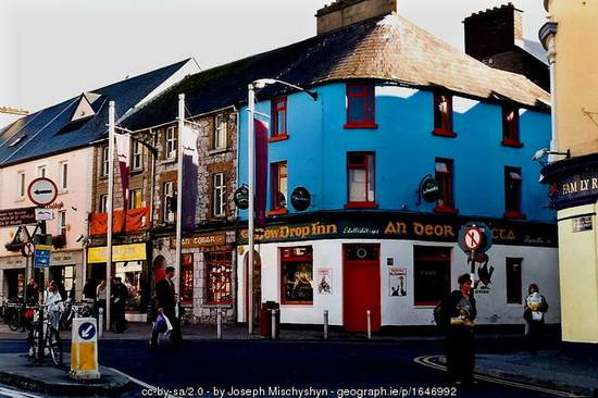 Mainguard Street, Galway, Ireland