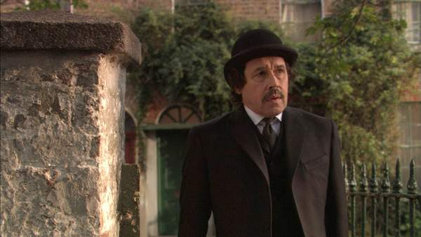 Stephen Rea as Leopold Bloom