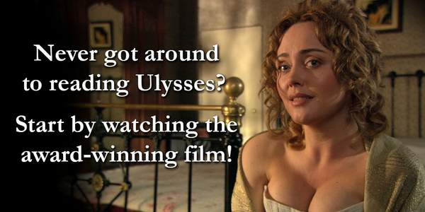 Molly in the film adaptation of Ulysses