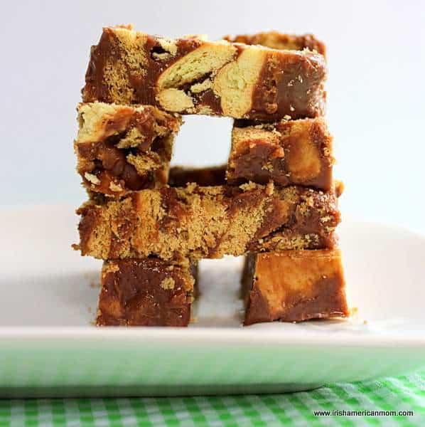 Biscuit Cake Finger or Block Stack