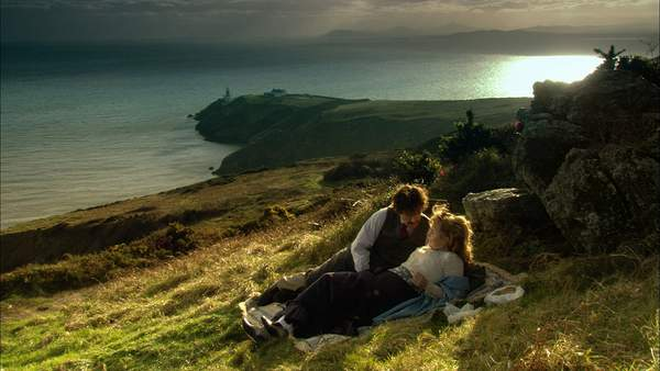 On Howth Summit - scene from the film Bloom
