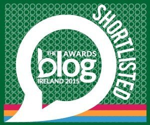 Irish blog awards shorlist 2015