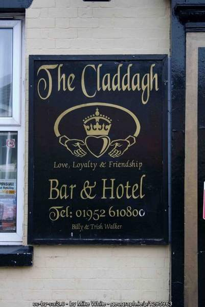 The Claddagh Hotel In Telford