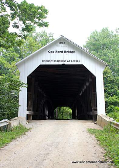 Cox Ford Bridge, Parke County Indiana