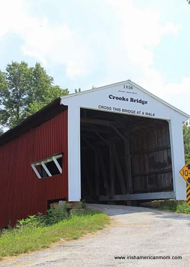 Crooks Bridge, Parke County, Indiana