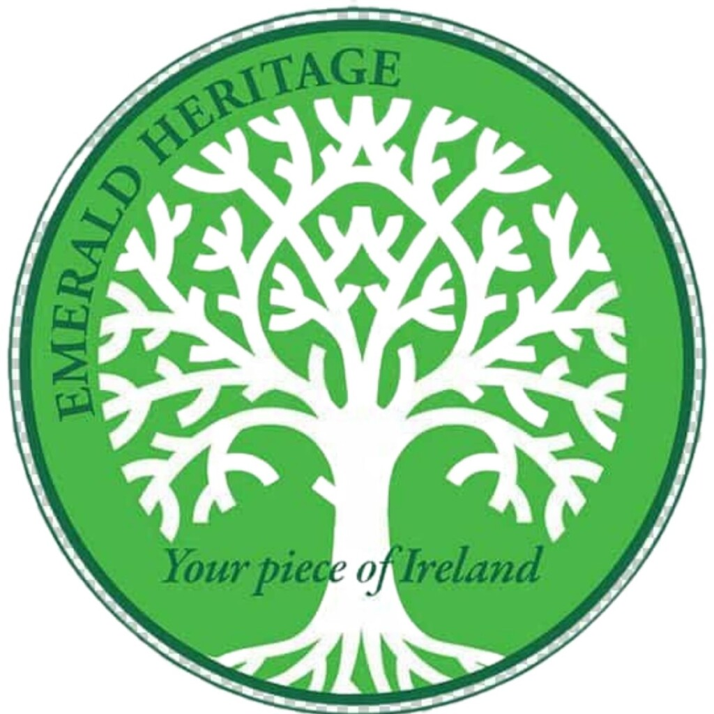 Green logo featuring a tree with many branches and text