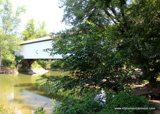 Jackson Bridge, Parke County, Indiana