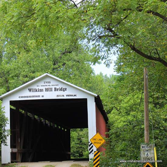 Wilkins Mill Bridge, Parke County, Indiana