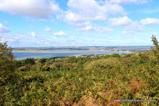 Dublin Bay from Howth Hill